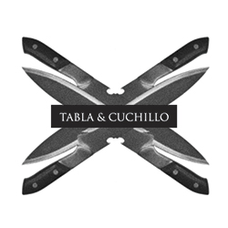 Tabla y Cuchillo